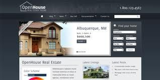 WordPress Real Estate Theme is a responsive real estate theme which allows you to display lots of properties, search using lots of criteria and options, view the information in three  different ways and communicate with potential buyers. http://themetailors.com/feature/wordpress-real-estate-themes/