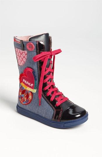Agatha Ruiz de la Prada 'Peace' Boot (Toddler, Little Kid & Big Kid) available at #Nordstrom