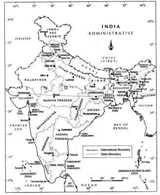 Map Marking for Board Exams - Geo Jaydeep
