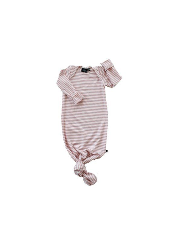 efad93f7d Our Knotted Sleeper features: - lap neck design making it easier to get off  and on your baby - extra long length to keep tall and growing …