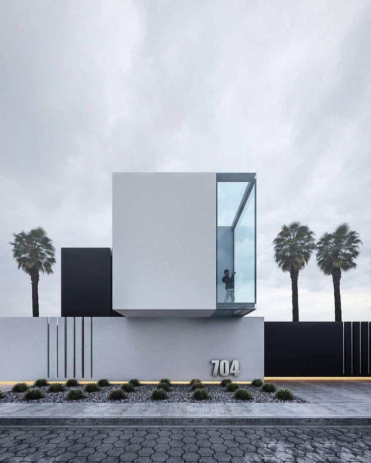 """El Arquitecto auf Instagram: """"""""Casa Cubo""""/ by J…."""