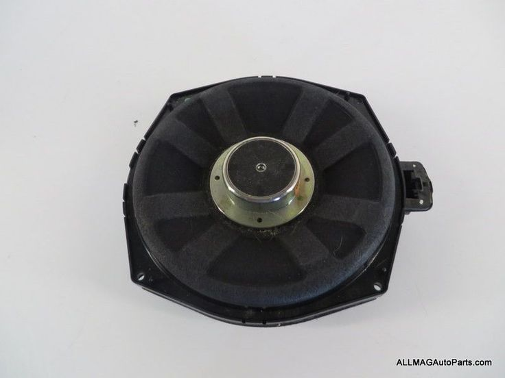 2006-2013 BMW 1 3 Series Right Front Subwoofer Bass Speaker Logic 7 29 65139143135