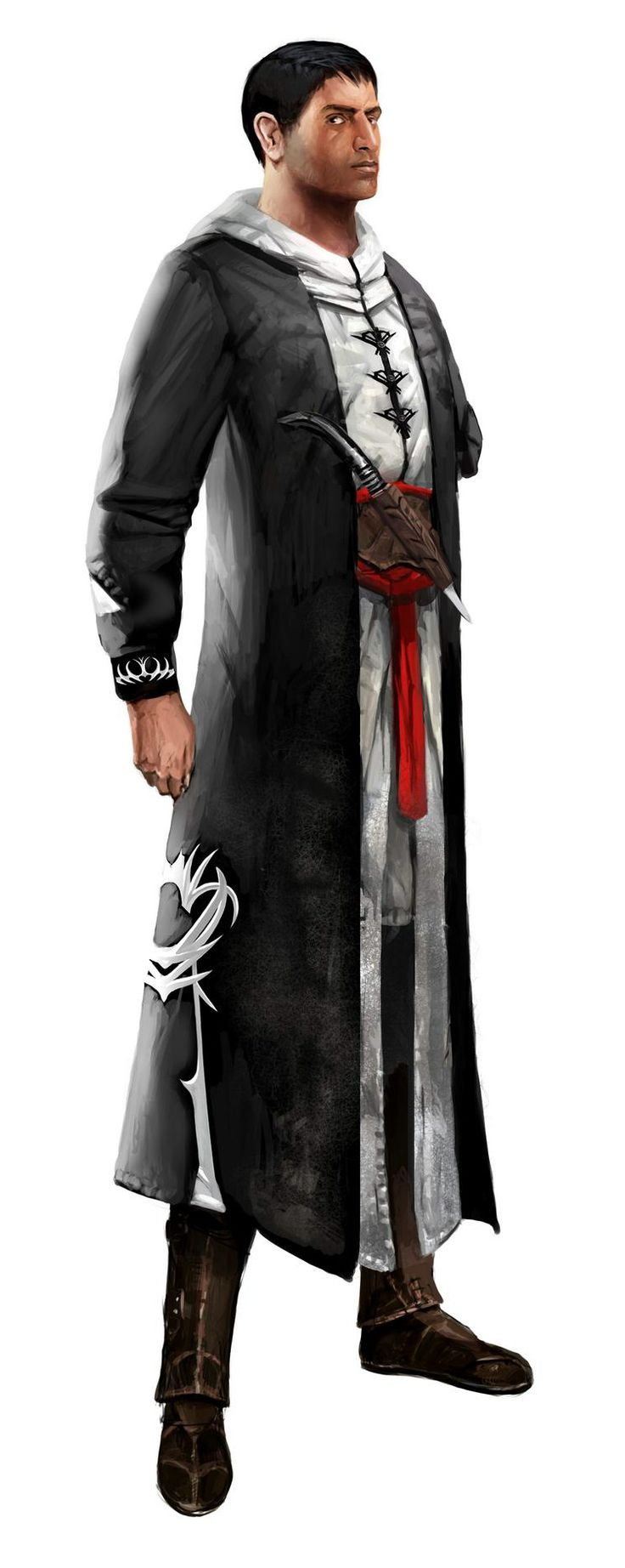 Malik Al-Sayf - The Assassin's Creed Wiki - Assassin's Creed, Assassin's Creed II, Assassin's Creed: Brotherhood, Assassin's Creed: Revelations, walkthroughs and more!