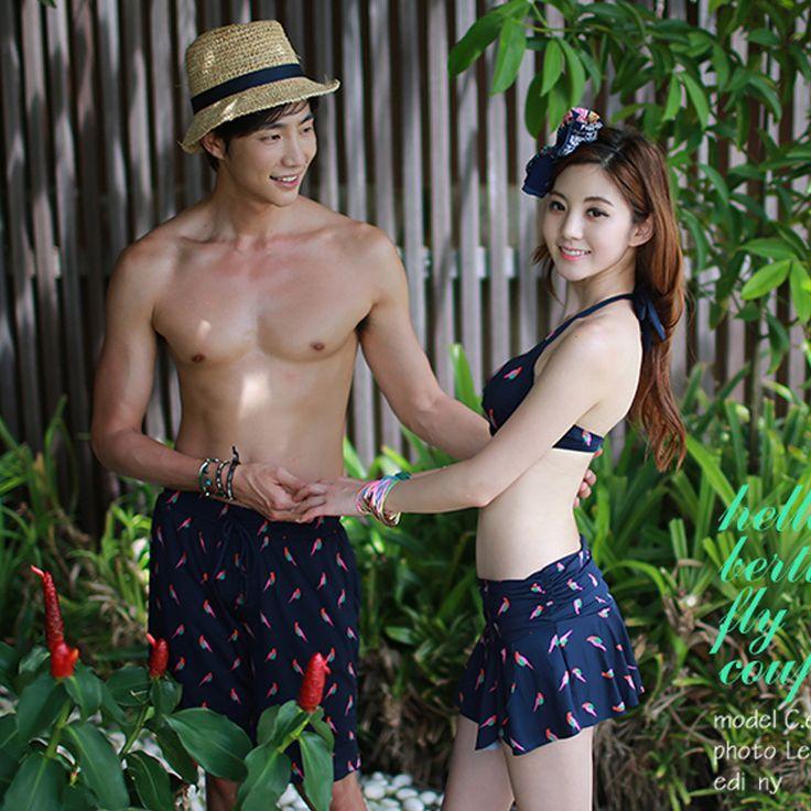 $17.84 (Buy here: https://alitems.com/g/1e8d114494ebda23ff8b16525dc3e8/?i=5&ulp=https%3A%2F%2Fwww.aliexpress.com%2Fitem%2FThe-new-Korean-fashion-lovers-gather-swimsuit-small-chest-Bikini-three-piece-suit%2F32633509501.html ) Bikini 2016 bikini skirt Bathing Suits Swimsuits Plus Size Swimwear Bikinis fatos de banho Tankini Swimsuits Traje De Bano Mujer for just $17.84