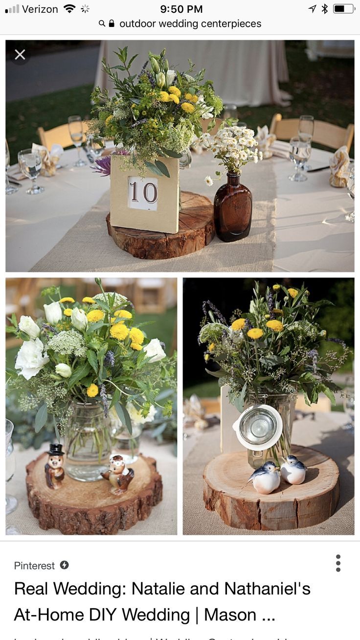 Wedding Decorations Wedding Centerpieces Wedding Ideas Backyard
