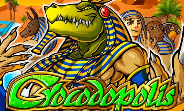 Eski Mısırı gezmeyi ister misiniz?  İlginç karakteri (yürüyen timsahlar) ile dikkat çeken Crocodopolis slot oyunu NextGen Gaming tarafından tasarlanmıştır. Oyun 5 çark ve 25 ödeme çizgisi içeriyor. Oyunun sembolleri eski Mısıra aittir. Timsah kafalı bir firavun Wild sembolü yerine geçiyor.  CasinoBedava sizleri Eski Mısır sırrını çözmeye davet ediyor!
