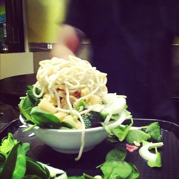 Gobi Mongolian House Style BBQ Noodle