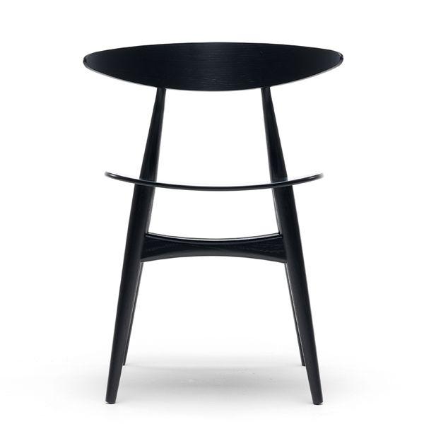 Krzesło CH33 - Carl Hansen | Designzoo | Designzoo