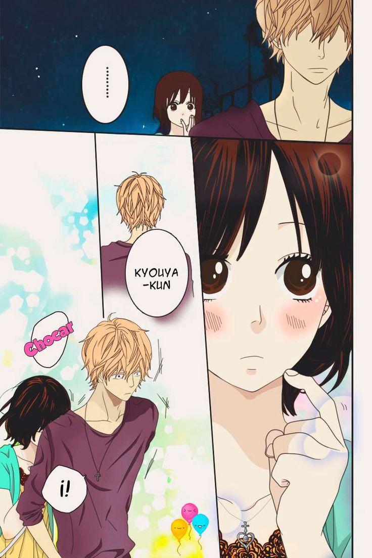 koucha ouji ending relationship