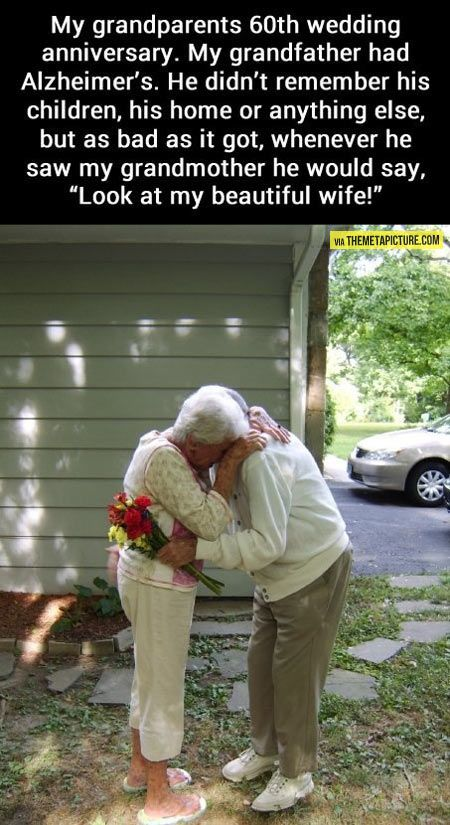 That's true love.