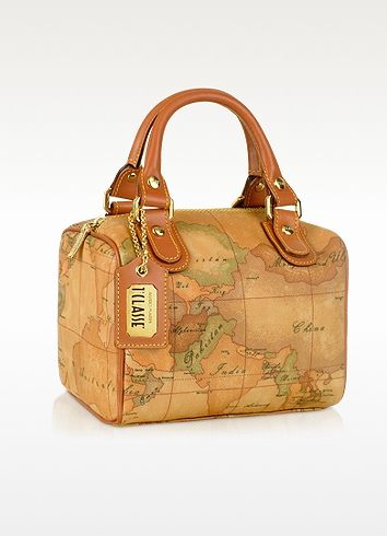 Alviero+Martini+1A+Classe+1a+Prima+Classe+-+Geo+Printed+Mini+Handbag