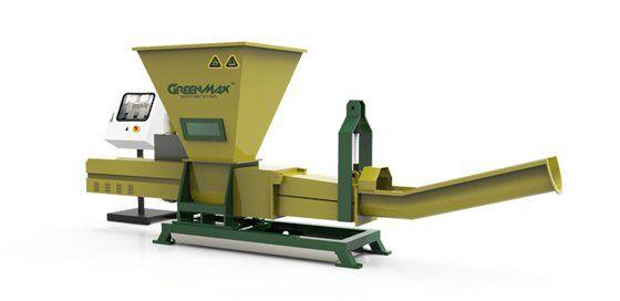 Greenmax POSEIDON C200 Compactadora de eps