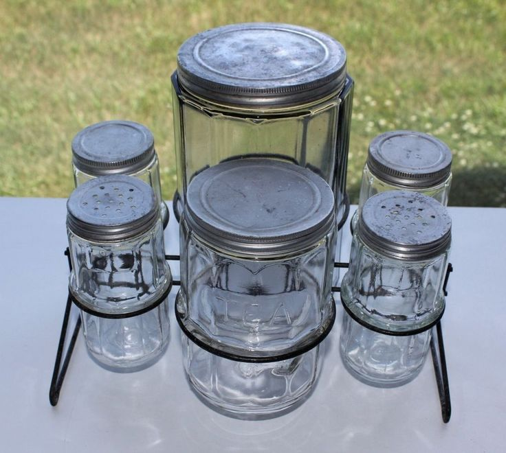 vintage glass canisters kitchen 576 best hoosier cabinets images on kitchen 22581