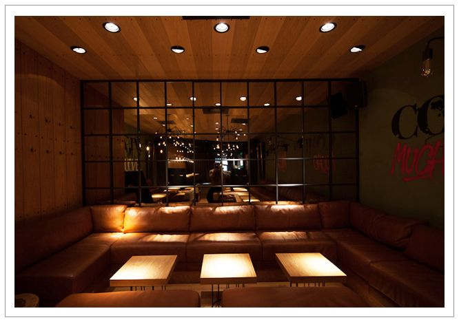 lounge area, design, best tapas bar in Budapest, by MHdesign