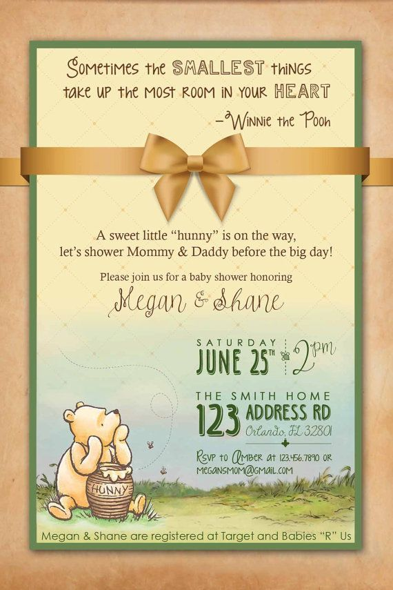 7 best Baby Shower Invitations images on Pinterest | Baby shower ...