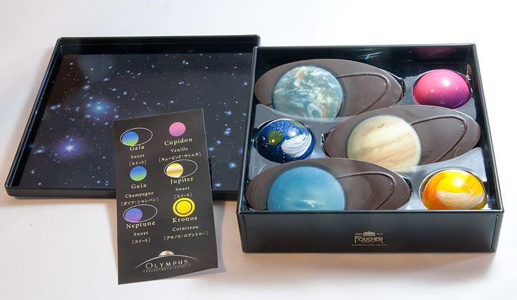 惑星チョコや惑星キャンディ♡バレンタイン・ホワイトデーに最適♪ - curet [キュレット] まとめ