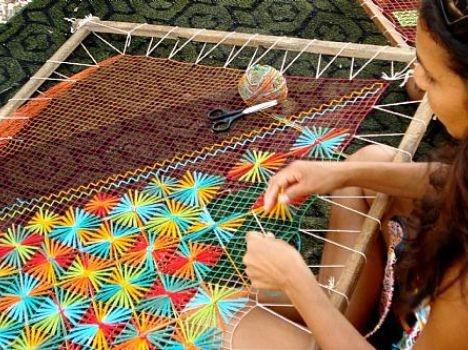brasilian lace art