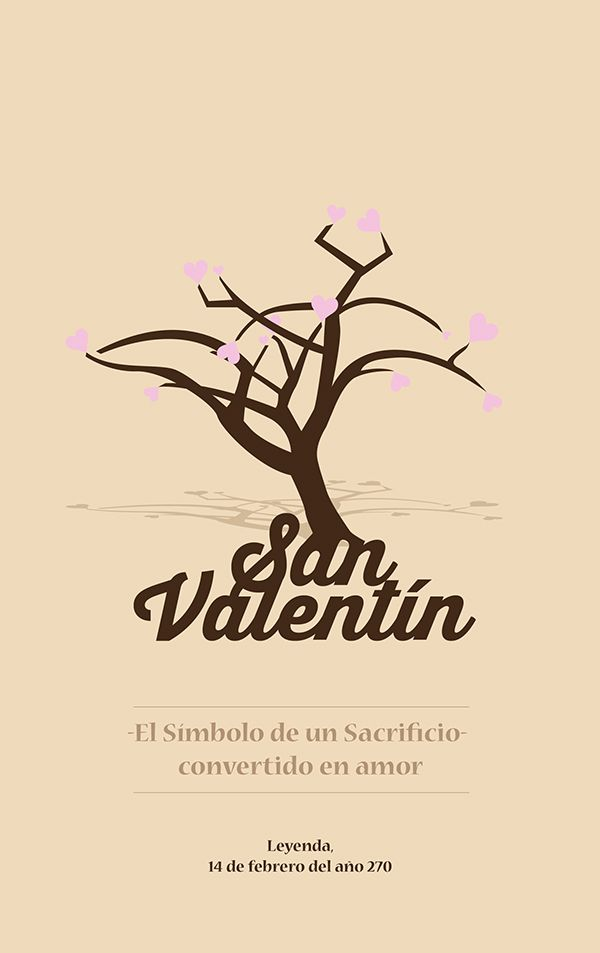 San Valentín on Behance