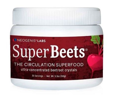 SuperBeets Review – Increased Nitric oxide Levels And Health Benefits!