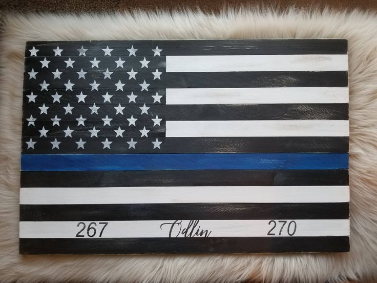 Excited to share the latest addition to my #etsy shop: Wood sign| thin blue line flag| law enforcement decor| thin blue line wood flag| wall art| patriotic sign| police flag| rustic American flag #homedecor #retirement #woodsign #thinbluelineflag #rusticsign #lawenforcement #americanflagsign