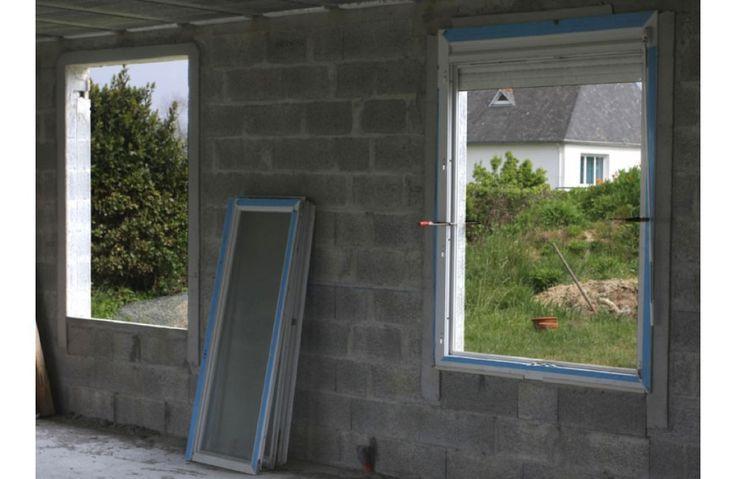 Prix d'une pose d'une fenêtre et porte fenêtre PVC