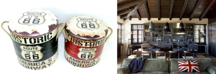 1. pufy- pojemniki DESIGN STORY, 2:Maison Decoration Greece, photo. Vangelis Peterakis