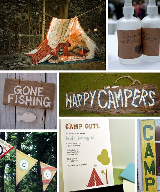 Best 25 Camping Recipes Ideas On Pinterest: 25 Best Images About Camp-out Party On Pinterest
