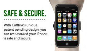 Get hassle free access to your iPhone, when you are the most active, using wristband for iPhone USA, available at Cufflink. Visit: http://www.cufflinksystems.com/blogs/news/tagged/iphone-accessories