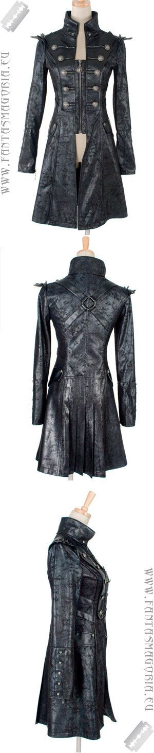 STEAMPUNK COAT!!!