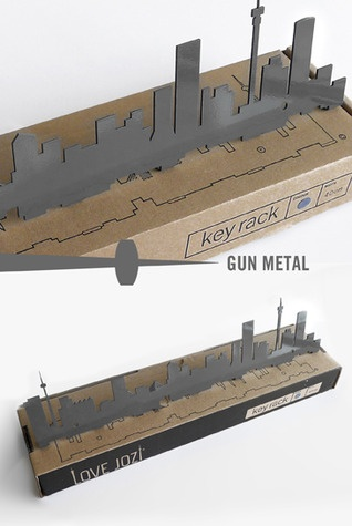 Skyline key rack