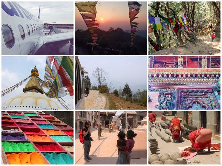 [Diario-brainstorming di un viaggio in Nepal] Sul www.viachesiva.it trovate oggi il primo post sul #Nepal. È un brainstorming, ho sfilato i pensieri random dalla testa e lì ho appoggiati sul blog. Ci ho messo un giorno intero a scriverlo, continuavo ad aggiungere pezzi. È venuto un po' lungo alla fine, ma non volevo spezzarlo, ha senso così tutto intero. C'è così tanto da dire e da raccontare, io ho iniziato da qui.