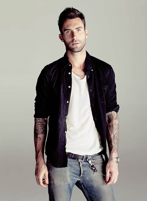 Just saw him in concert!! Best night of my life!! Maroon 5 is my absolute favorite