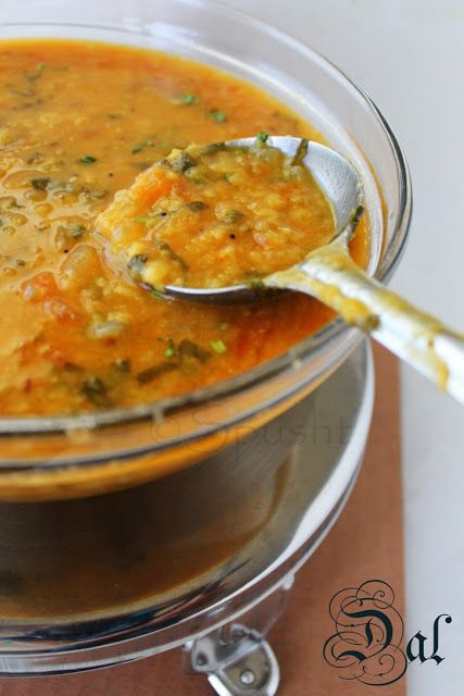 Spusht   Vegetarian Recipes, How-To Posts, Entertaining Ideas, Travelogue, and more: Mixed Vegetables in Yellow Lentils - My Daily Dal