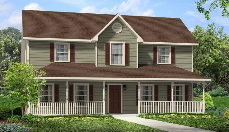 Charleston - House Plan | United Built Homes: Custom Home Builders