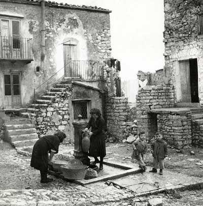 Sicilia 1968 Sciascia racconta la grande sete