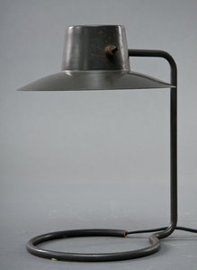 """St Catherine"" table lamp 1962 by Arne Jacobsen"