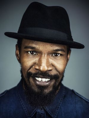 ♂ Man portrait actor photography by Michael Muller - Jamie Foxx
