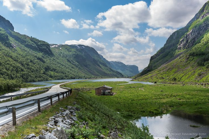 Driving home from Sirdal