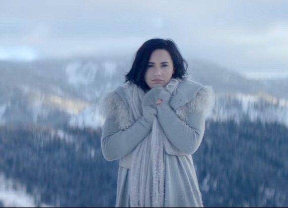 VIDEO · Demi Lovato · Stone Cold