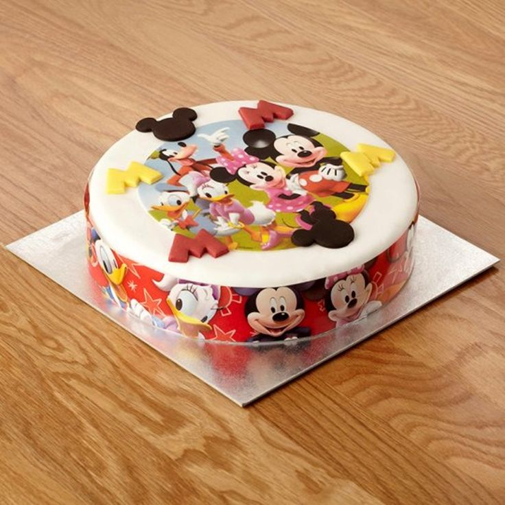 25 Best Ideas About Mickey Mouse Cake Images On Pinterest