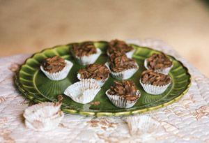 Roses des Sables (Chocolate Cornflake Treats) Recipe - Oprah.com  (No peanut butter!)