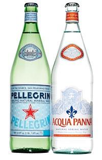 S Pellegrino & Acqua Panna by S Pellegrino