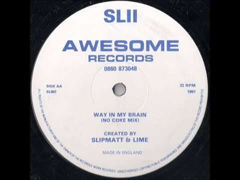 SL2  Way in my Brain  Original Mix   Awesome Records SL02