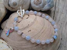 miscarriage and infant loss awareness jewelry <3