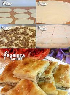 Çıtır Arnavut Böreği Tarifi