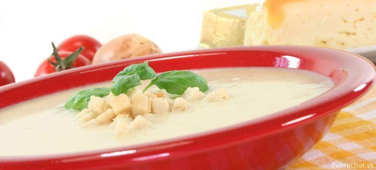 Syrová polievka