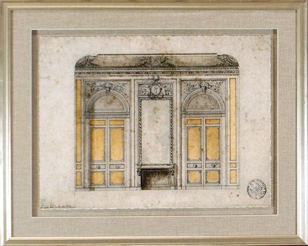 15284 - Interieurs pour le Duc D'Aumont III