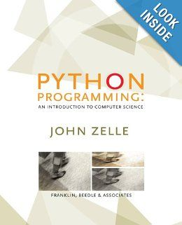 Python Programming: An Introduction to Computer Science (John Zelle)