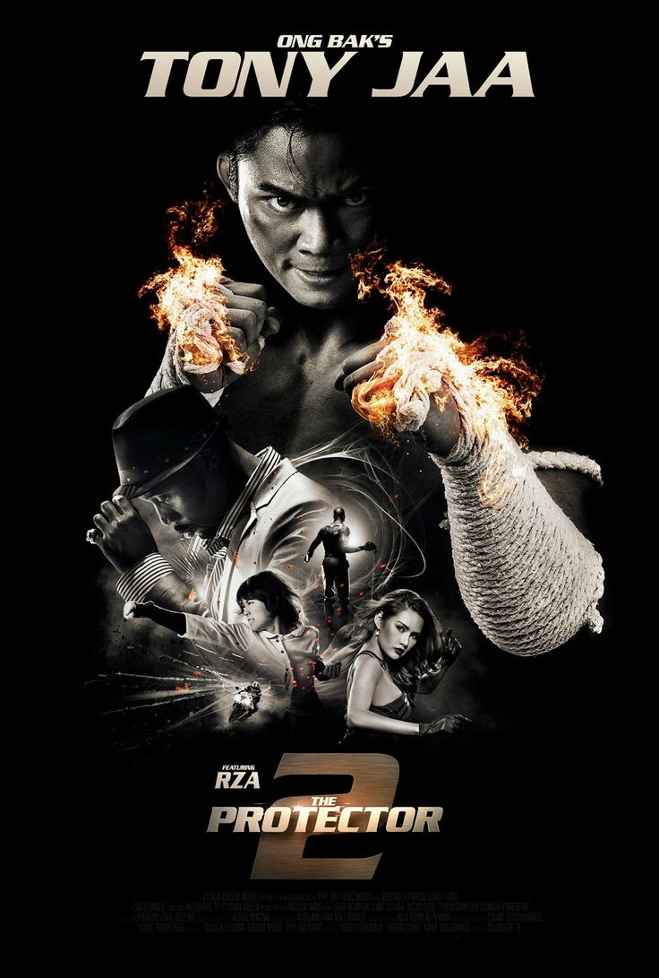 THE PROTECTOR 2 (Tom yum goong 2) | Tony Jaa http://www.imdb.com/title/tt1925518/