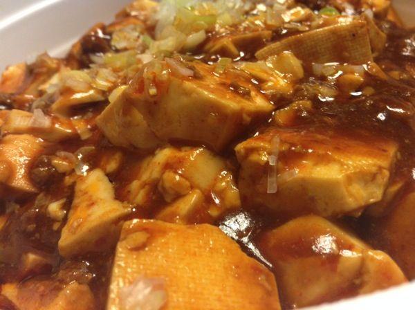 麻婆豆腐丼 - 中華料理黄鶴楼